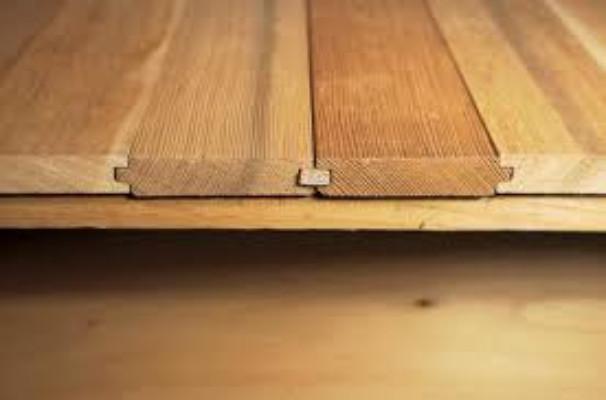 Hardwood Floor Spline