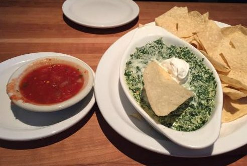 Cheddars Spinach Dip Recipe