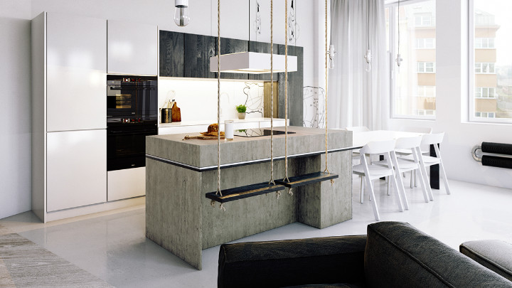 Nice Chair For The Kitchen Island