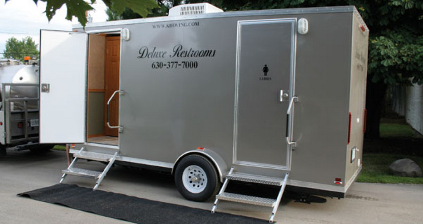 portable restrooms for rent near me
