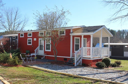 Asheville Tiny House Subdivision