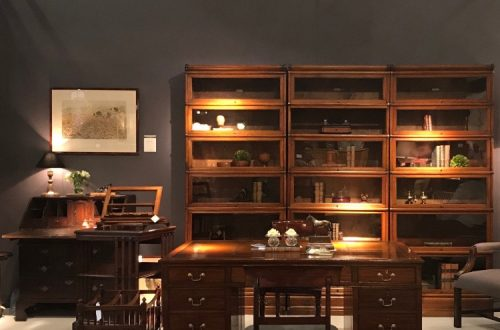 How to Date Globe Wernicke Bookcase