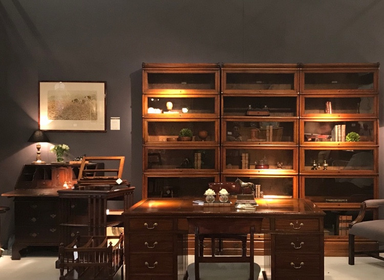 How to Date Globe Wernicke Bookcase