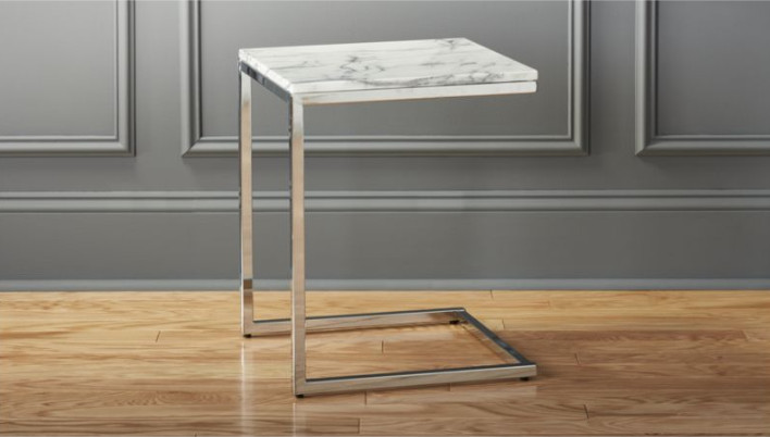 Tainoki Glass Side Table