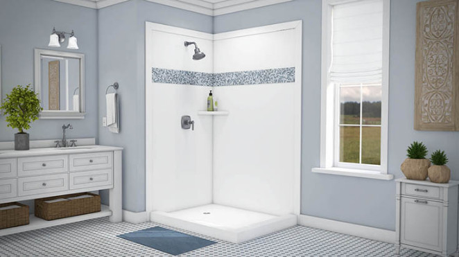 FRP Panels for Shower Walls as Popular Trend for Bathroom Surface