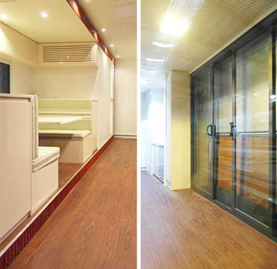 The Prefab Guest House with Bathroom and Kitchen Available Online