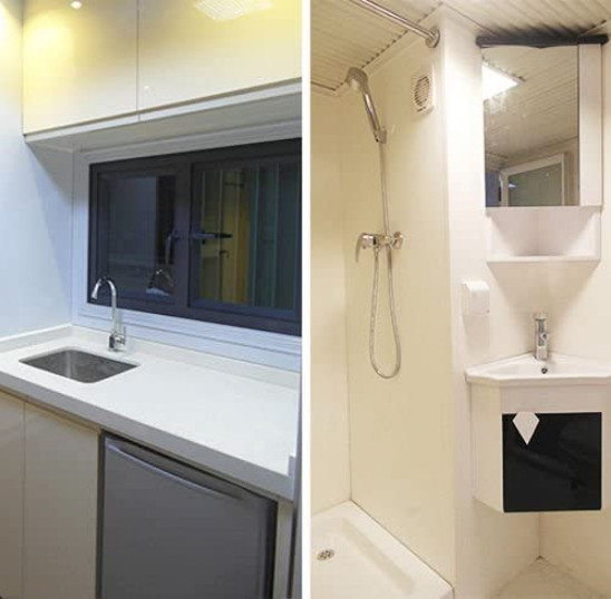 The Prefab Guest House with Bathroom and Kitchen Available Online 6