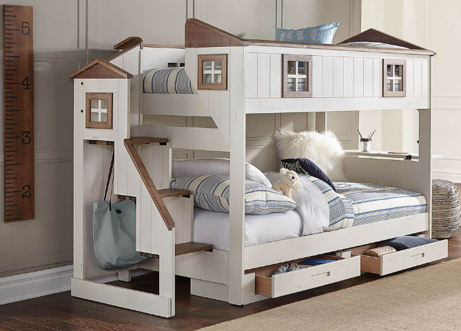 Aarons Bunk Beds Benefits as Affordable Furnishing Option for Your Kids