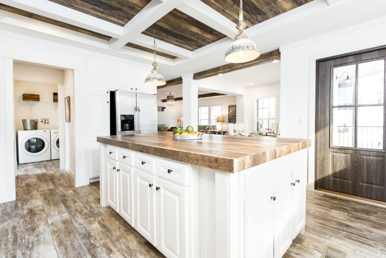 Clayton Homes Lulamae Modern Farmhouse Architectural Designs and Features 3