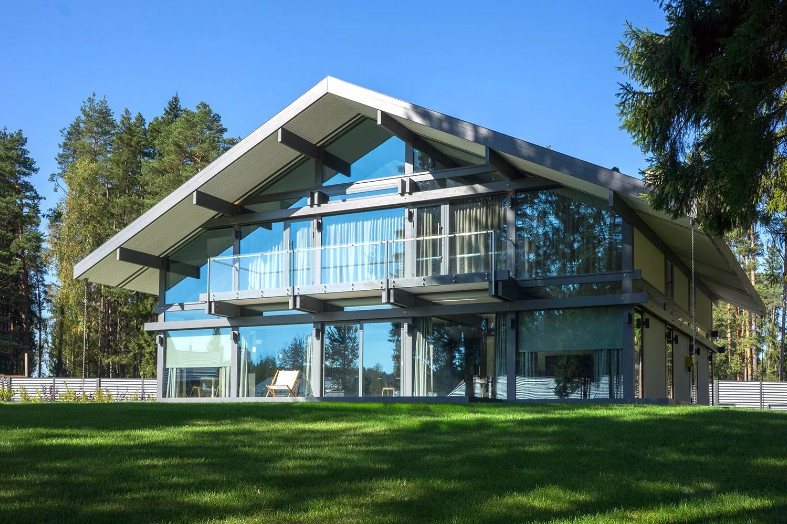 EcoHouseMart Timber Home Benefits for Your Health, Well-Being and Family Live