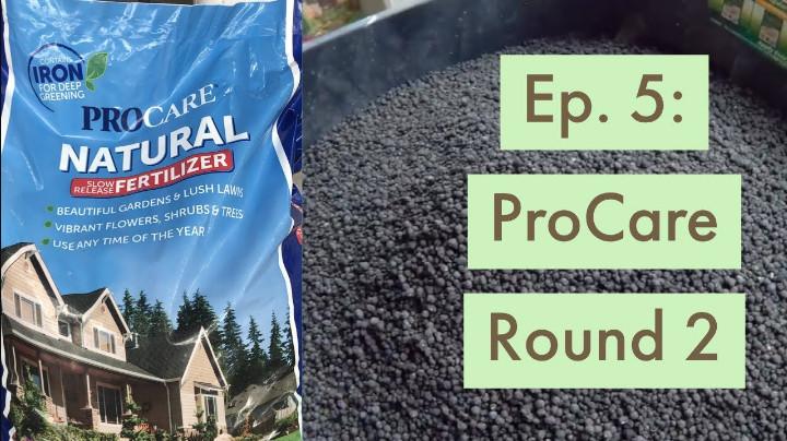 Procare Natural Fertilizer