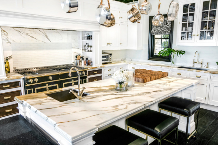 Calacatta Gold Marble Slab, and the Truth about this High-End Stone