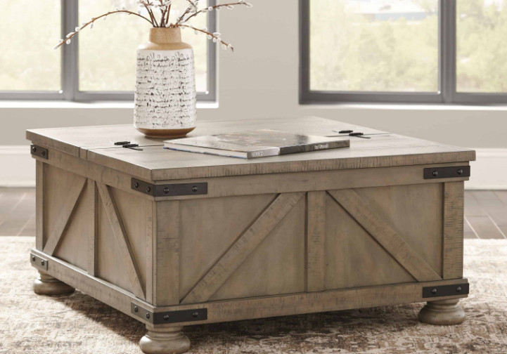 Aldwin Coffee Table as Unique and Multifunctional Table to Decorate Your Room