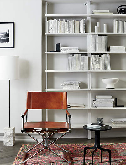 CB2 Stairway Bookcase to Tidy Up Your Room