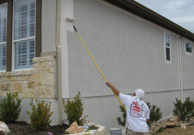 The Elastomeric Stucco Paint Details and Features