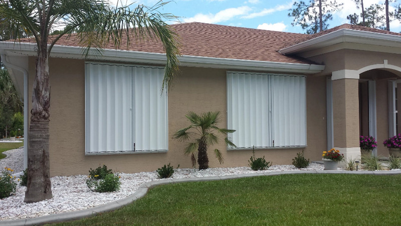 Accordion Shutters Cost for Material and Installment to Improve Your House