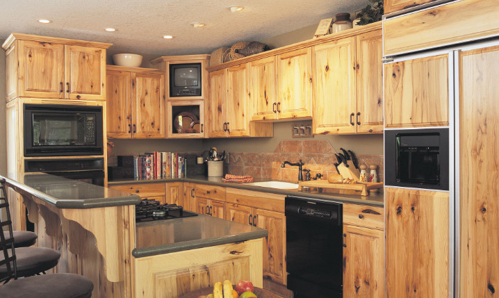 Knotty Hickory Cabinets Care and Maintenance Guide for Homeowners