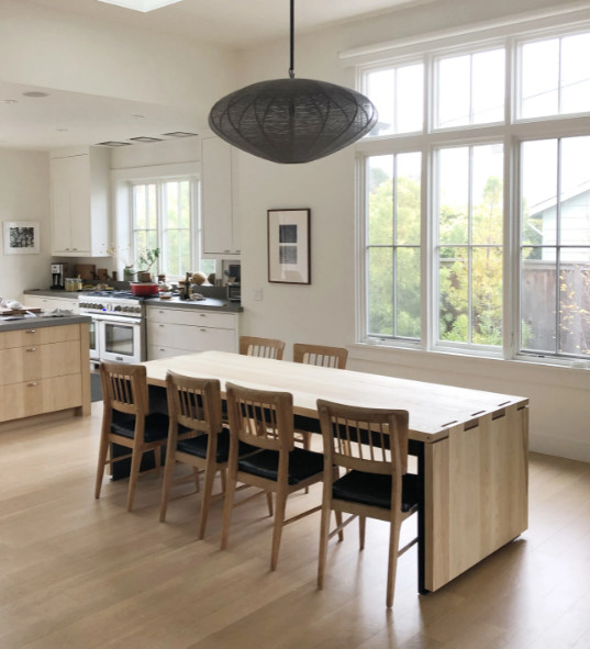 Narrow Extendable Dining Table Benefits for Small Houses and Apartments 2