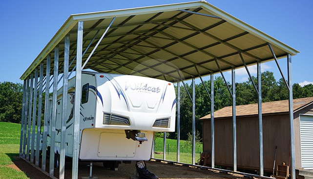 RV Carport with Lean to and Why You Need One in Your House 2