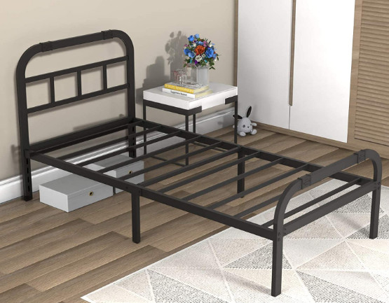 Twin XL Bed Frame with Headboard and Footboard for Different Needs and Preferences 2