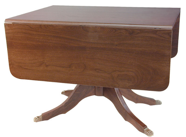 What Makes Duncan Phyfe Drop Leaf Table Special