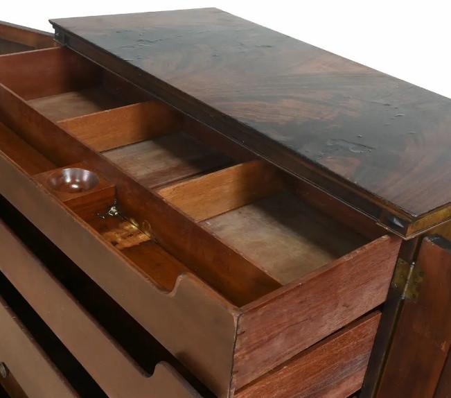 antique gentleman's dresser 3